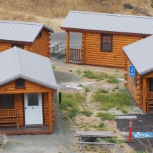 Cabins for rent